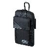 スキミング防止ポケット付きマルチガジェットケース(M) PDA-MGSG2BK